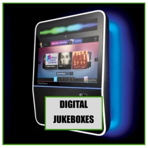 DIGITAL JUKEBOXES BELFAST