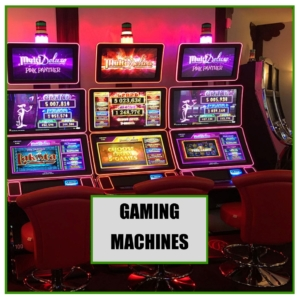 GAMING MACHINES IRELAND
