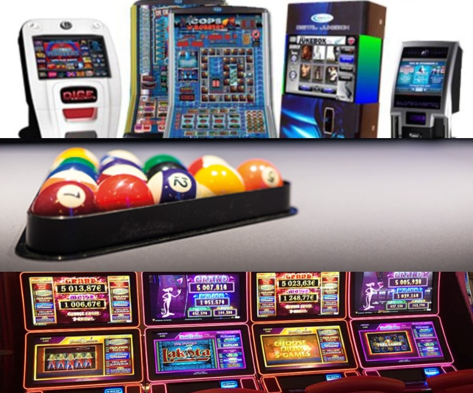 gaming machines derry